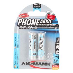 ANSMANN Akkus PHONE Mignon AA 1,2 V