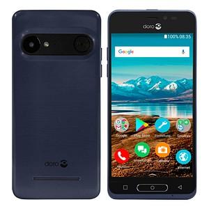 doro 8035 Smartphone dark blue 16 GB