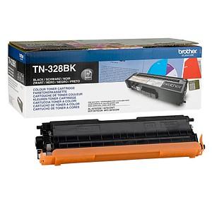 brother TN-328BK schwarz Toner