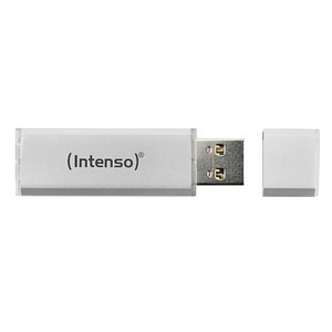 Intenso USB-Stick Alu Line 4 GB