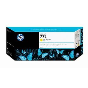 HP 772 (CN630A) gelb Tintenpatrone
