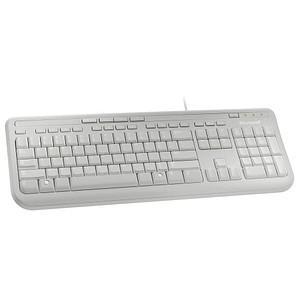 Microsoft Wired Keyboard 600 Tastatur kabelgebunden