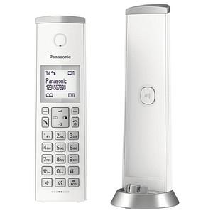 Panasonic KX-TGK220GW Schnurlostelefon mit Anru...