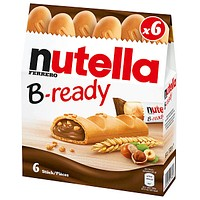 6 nutella B-ready