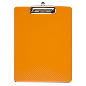 MAUL Klemmbrett MAULflexx orange