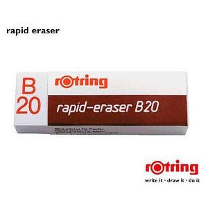 rotring Radiergummis rapid-eraser B20