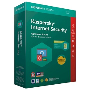 KASPERSKY Internet Security 2018 + Android Secu...