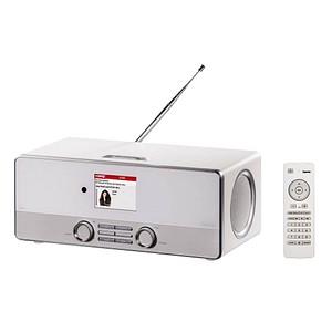 hama DIR3110 Internet-Radio weiß
