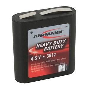 ANSMANN Batterie Flachbatterie 4,5 V