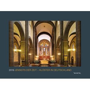 Kunth Monats-Wandkalender Klöster in Deutschlan...