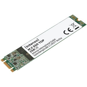 Intenso 256 GB interne SSD-Festplatte