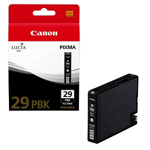 Canon PGI-29 PBK Foto schwarz Tintenpatrone