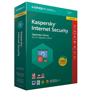 KASPERSKY Internet Security 2018 Upgrade (PKC)