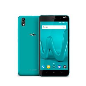 Wiko Lenny 4 plus Dual-SIM-Smartphone türkis 16 GB