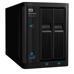 NAS-Gehäuse My Cloud Pro PR2100 von Western Digital