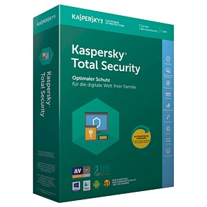 KASPERSKY Total Security 2018 Vollversion (PKC)