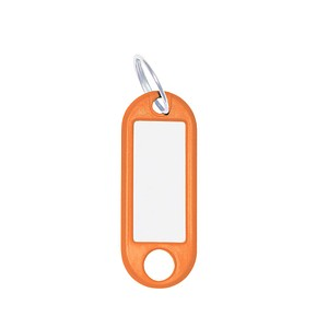 10 WEDO Schlüsselanhänger orange