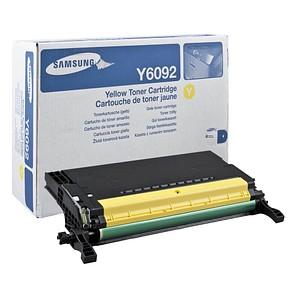 SAMSUNG CLT-Y6092S gelb Toner
