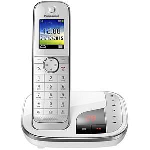 Panasonic KX-TGJ320GW Schnurlostelefon mit Anru...