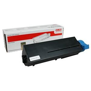 OKI 44574702 schwarz Toner