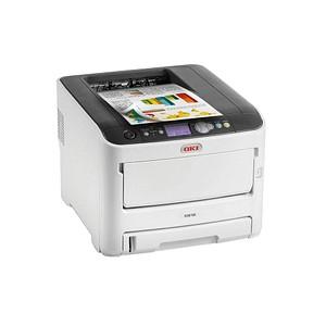 OKI C612dn Farb-Laserdrucker