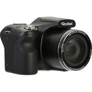 Rollei Powerflex 350 WiFi schwarz Superzoom-Kamera