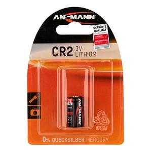 ANSMANN Batterie CR2 Fotobatterie 3,0 V