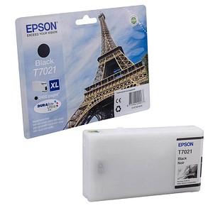 EPSON T7021XL schwarz Tintenpatrone