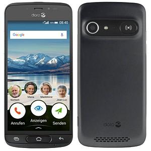 doro 8040 Smartphone graphit 16 GB