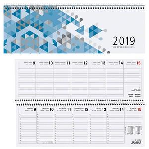 ZETTLER KALENDER Tischquerkalender 2019