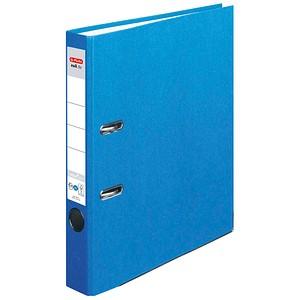 herlitz maX.file nature plus Ordner 5,0 cm blau