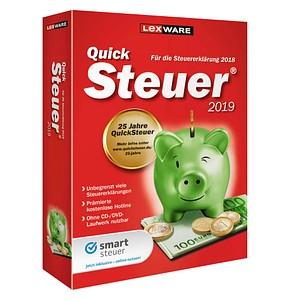 LEXWARE QuickSteuer 2019 Vollversion
