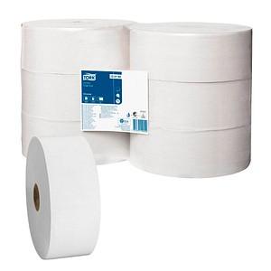 TORK Jumbo-Toilettenpapier Universal Jumborolle 1-lagig