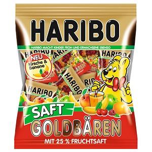 HARIBO SAFT GOLDBÄREN Minibeutel Fruchtgummi ca...