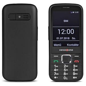 swisstone BBM 570 Handy schwarz