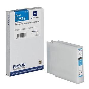 EPSON T7552XL cyan Tintenpatrone