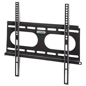 hama TV-Wandhalterung FIX Ultraslim L schwarz