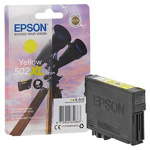 EPSON 502XL/T02W44 gelb Tintenpatrone