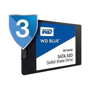 Western Digital BLUE 250 GB interne SSD-Festplatte