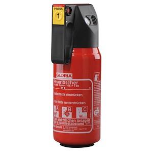GLORIA P1DB Feuerlöscher Pulver 1,0 kg