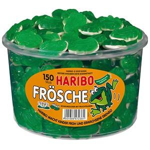 HARIBO FRÖSCHE Fruchtgummi 150 St.