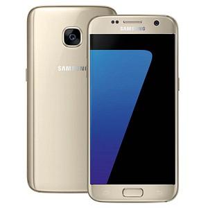 SAMSUNG Galaxy S7 Smartphone gold-platinum 32 GB