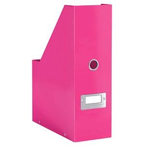LEITZ Stehsammler Click & Store pink