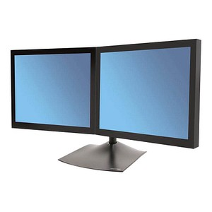 ergotron DS100 Monitor-Halterung schwarz