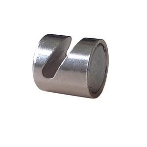 Magnethaken silber