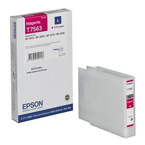 EPSON T7563L magenta Tintenpatrone