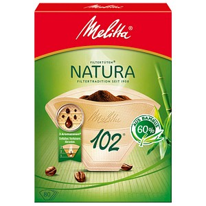Melitta NATURA 102 Kaffeefilter
