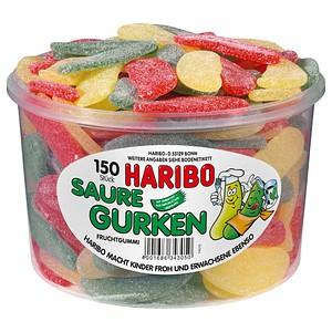 HARIBO SAURE GURKEN Fruchtgummi 150 St.