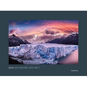 Kunth Monats-Wandkalender Naturerben der Welt 2019