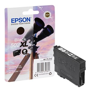 EPSON 502XL/T02W14 schwarz Tintenpatrone